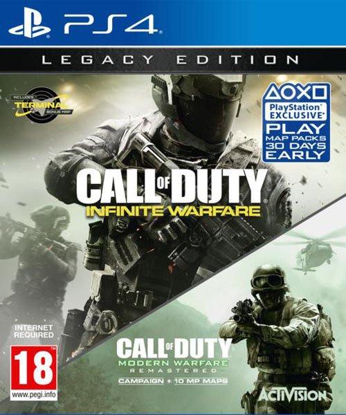 Call Of Duty Infinite Warfare Ps4 Game Hub