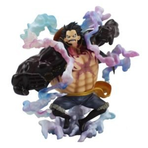 Figure Monkey D Luffy Gear 4